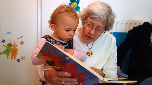 Laços entre avós e netos: como superar a distância?