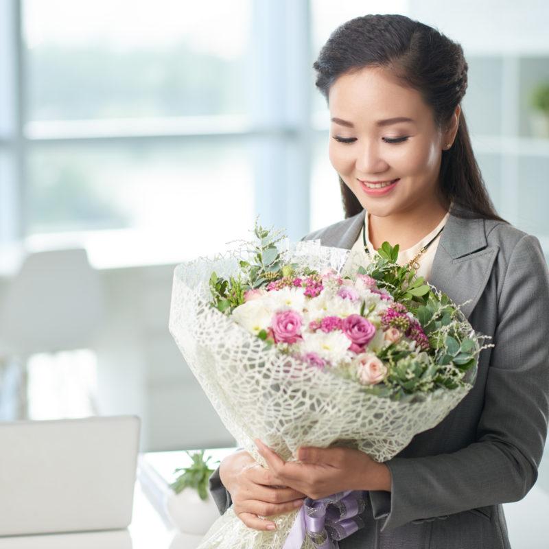Dia Internacional da Mulher: dicas de presentes corporativos