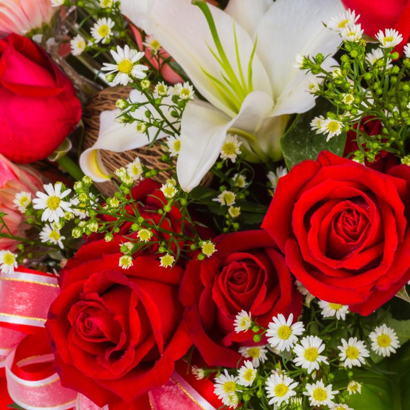 Flores para o dia dos namorados: escolha a melhor opção para presentear