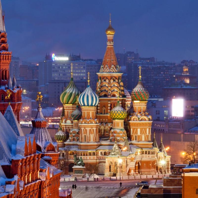 Entenda a tradição Russa de presentear com flores ímpares