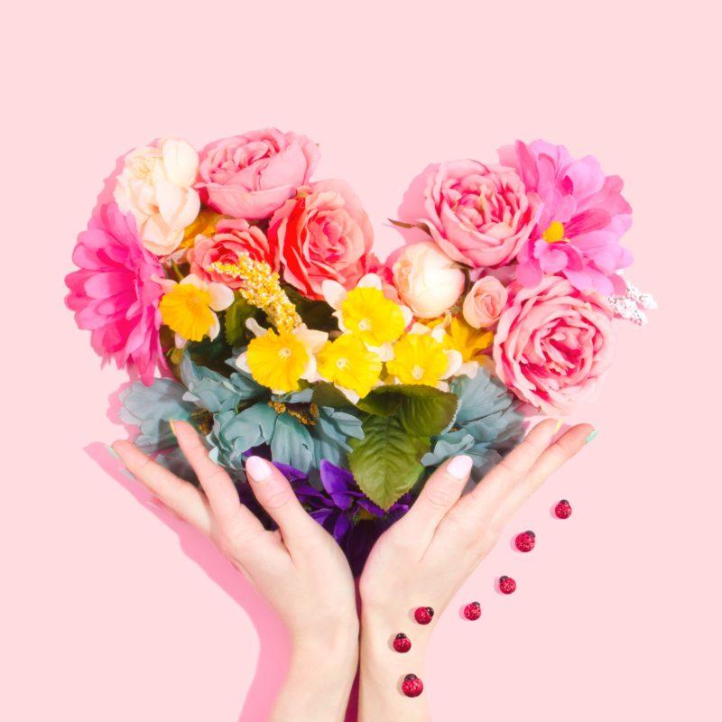 Com qual Flor presentear nesse Valentine's Day?
