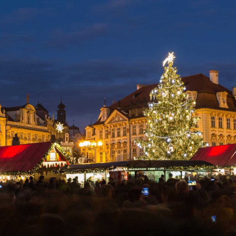 Natal na Europa!