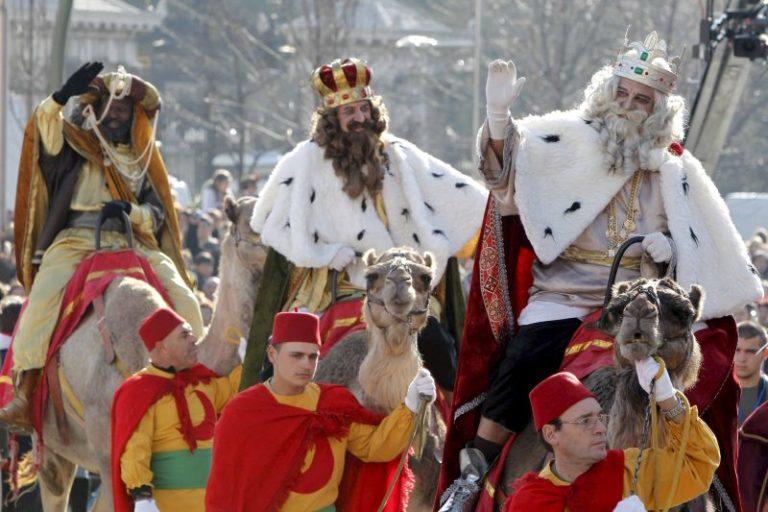 Dia 06 de Janeiro: Dia de Reis. Como é comemorado na Espanha.