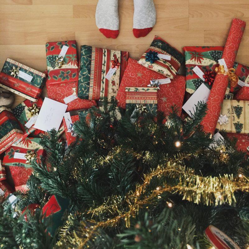 Presenteando a distância nesse Natal!