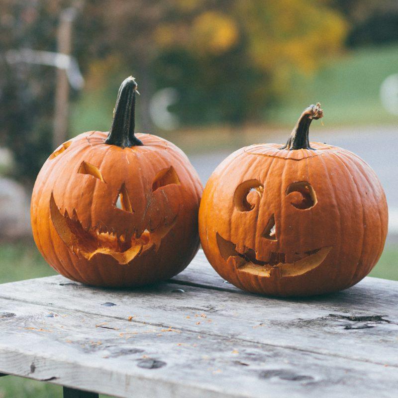 Está chegando o Halloween